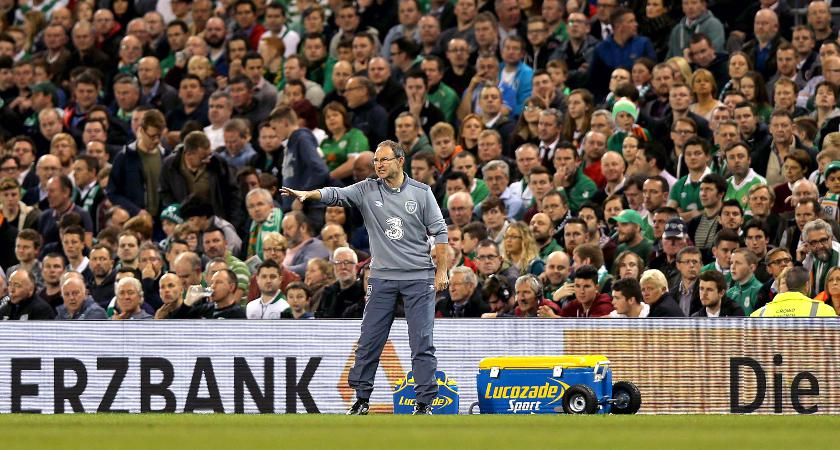 Martin O'Neill [Picture: Inpho]
