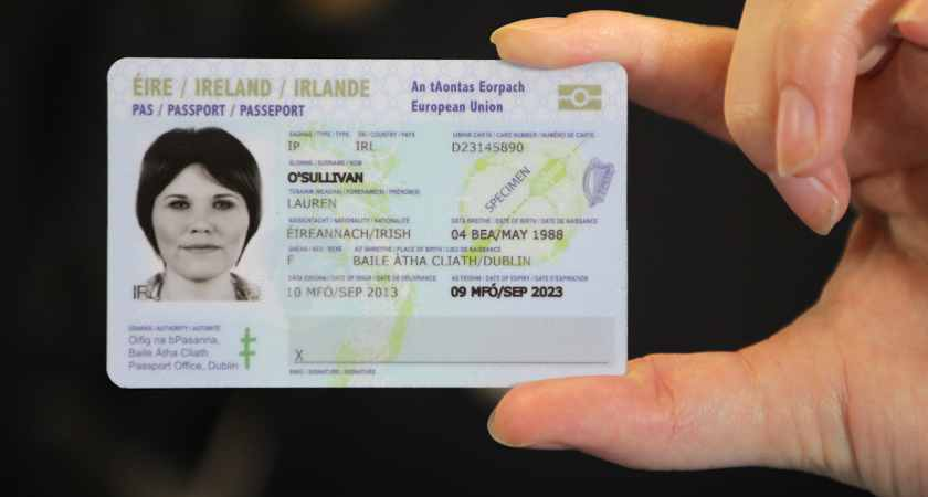 How do you apply for passport card
