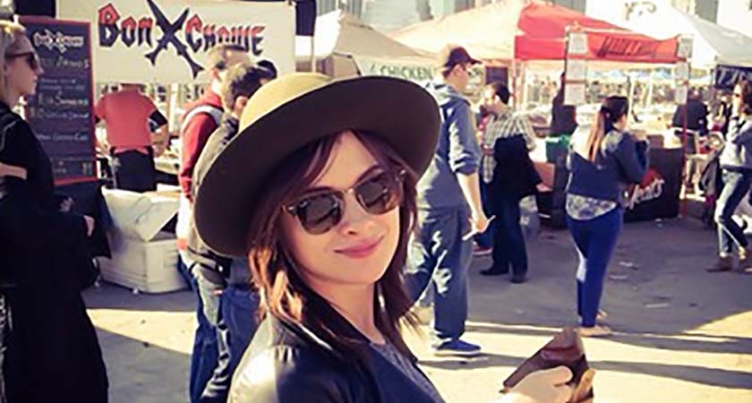 Cathriona White. Picture via Instagram