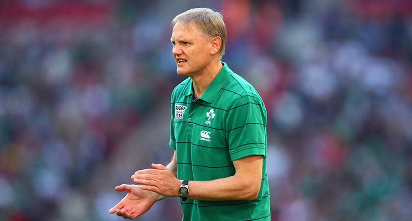 Joe Schmidt's team-sheet and tactics promise to intrigue [Picture: Inpho]