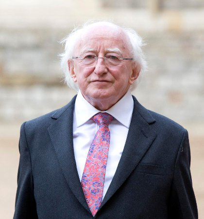 President Michael D Higgins. Picture: Getty Images