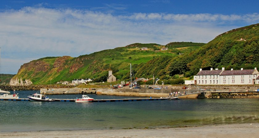 Rathlin Island's shipwrecks are well-known. Picture: Hagansleisure.co.uk