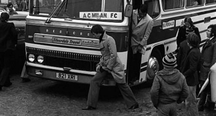When Milan went to the Midlands: Athlone v Milan 40 years on | The Irish Post