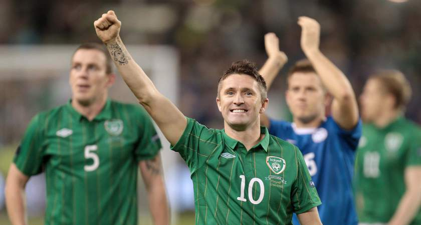 Robbie Keane's no longer the prolific force of old,' says O'Neill