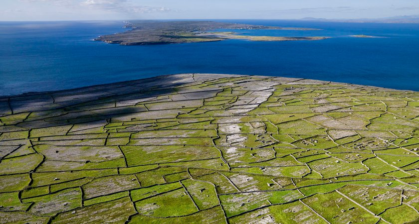 Aran Islands off the coast of Co. Galway. Picture: Tourism Ireland