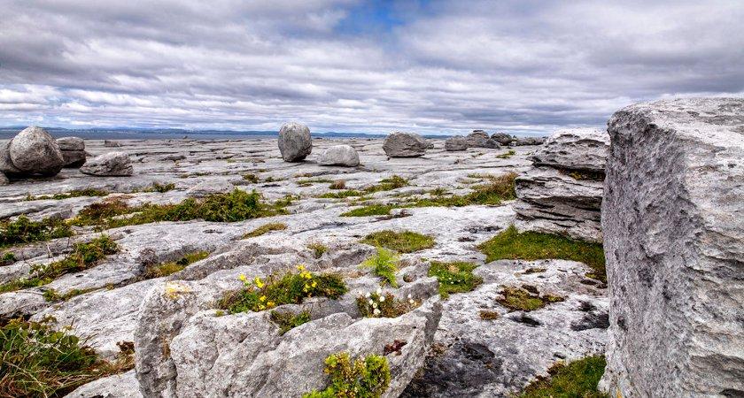 The Burren, Co. Clare. Picture: Tourism Ireland