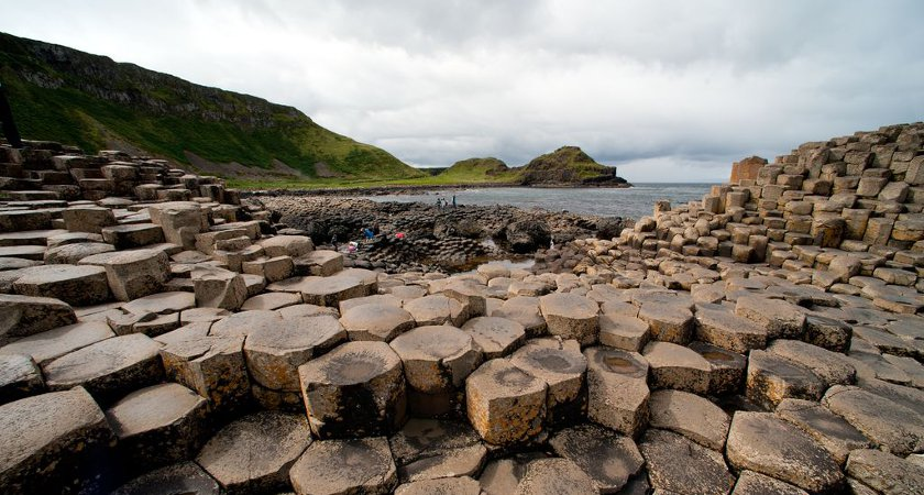 The Giant's Causeway, Co. Antrim. Picture: Tourism Ireland