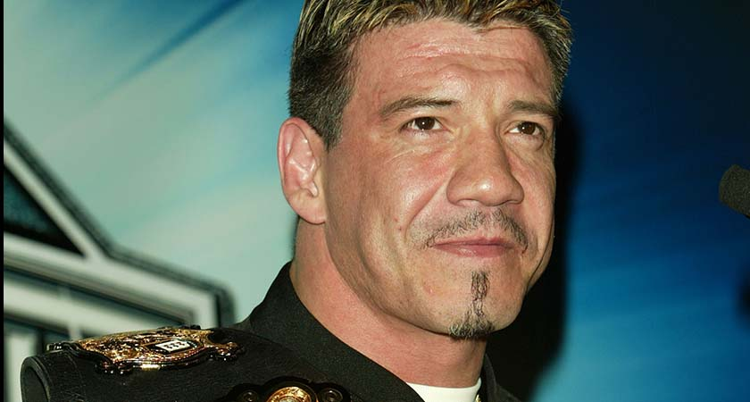 NEW YORK - MARCH 11:  Wrestler Eddie Guerrero attends a press conference to promote Wrestlemania XX at Planet Hollywood March 11, 2004 in New York City.  (Photo by Peter Kramer/Getty Images)