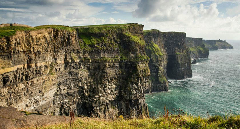 The Cliffs of Moher, Co. Clare. Picture: Tourism Ireland