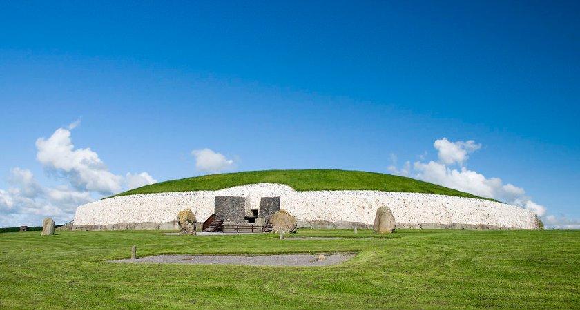 Newgrange, Co. Meath. Picture: Tourism Ireland