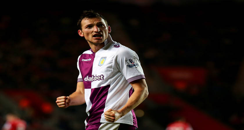 Libor Kozak of Aston Villa (Photo by Bryn Lennon/Getty Images)