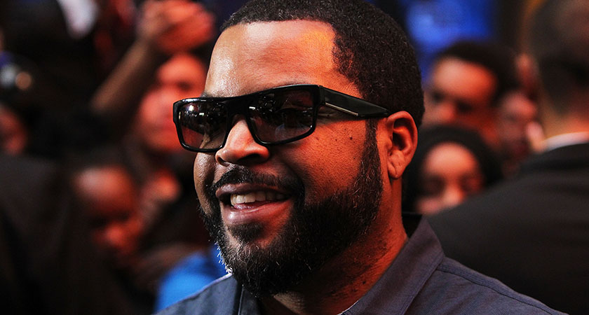 Ice Cube pictured in Melbourne, Australia. (Photo by Graham Denholm/Getty Images)