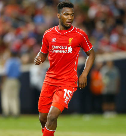 Sturridge returned off the bench during the week [Pic: Getty]