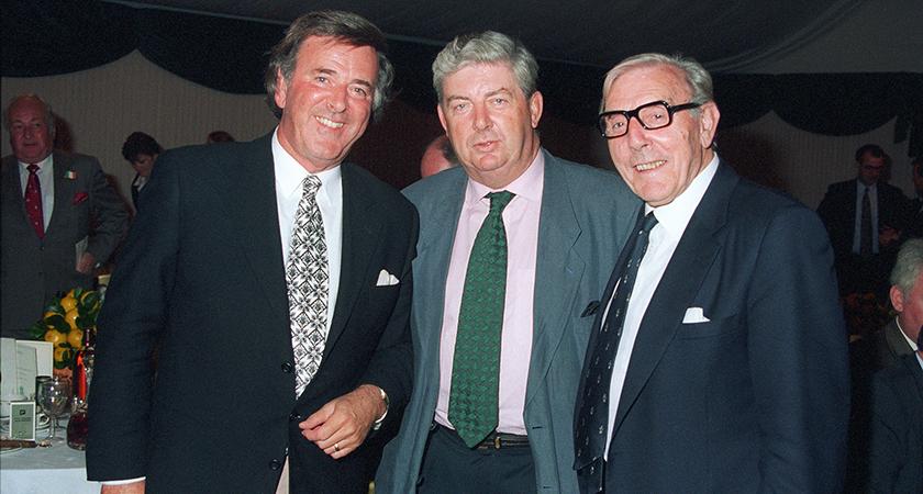 Ireland Fund of Great Brirain Golf day, Moor Park Golf Club, October 1997