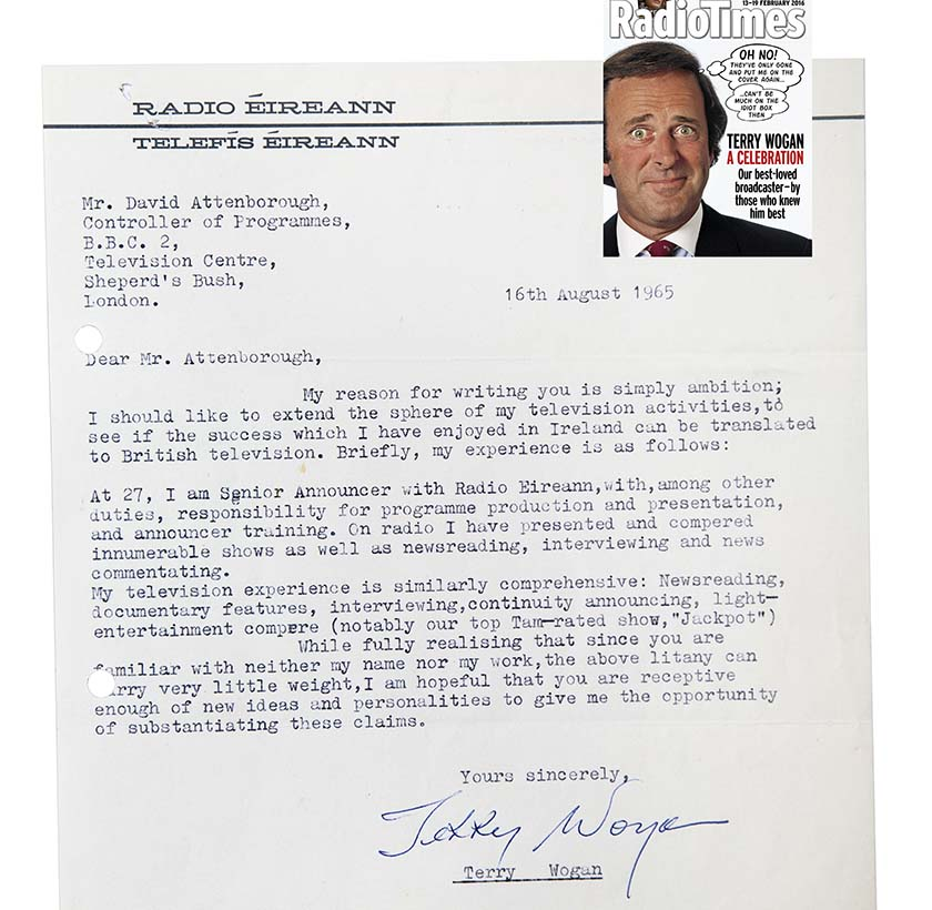 terry wogan letter-n