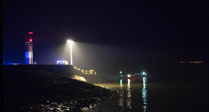 The pier in Buncrana (Photo Justin Maclochlainn)