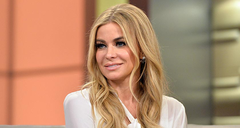 Carmen Electra —a notable Pat. Picture: Getty Images