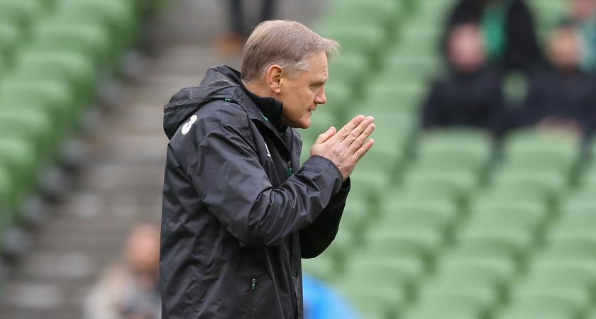 Joe Schmidt: Should we keep faith in the Kiwi? [Picture: Getty]
