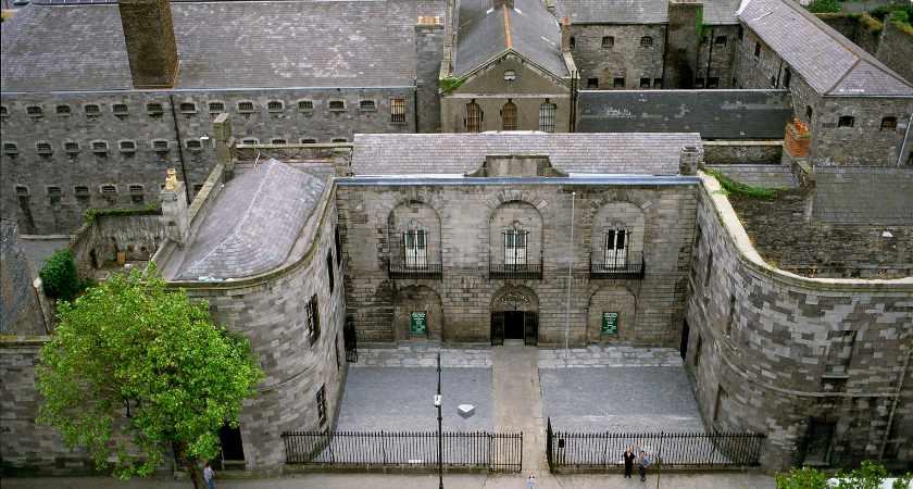 KIlmainham Gaol, Kilmainham,Dublin City, Ireland