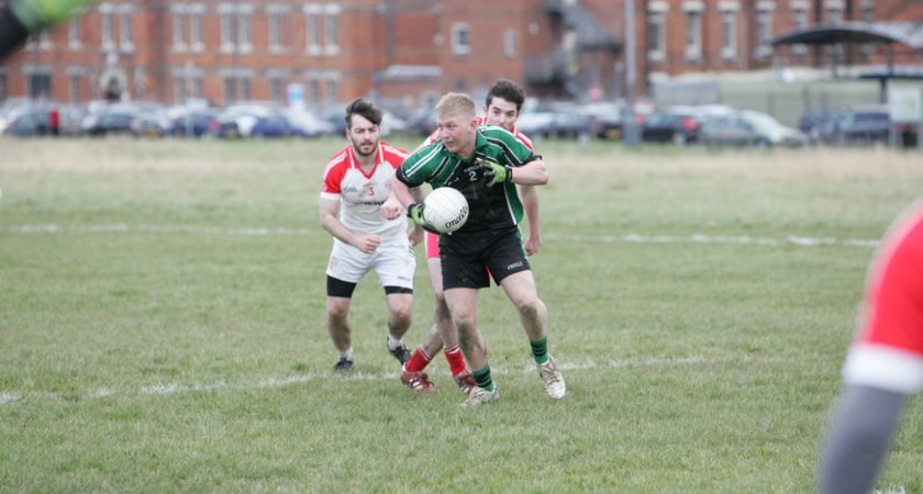 Tir Chonaill Gales Jr v Irish Guards Naomh Padraig N