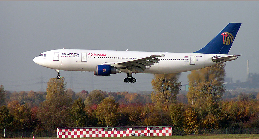 The EgyptAir flight was hijacked this morning. (Picture: WikiCommons)