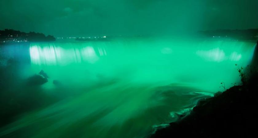Niagara Falls. (Picture: Tourism Ireland)