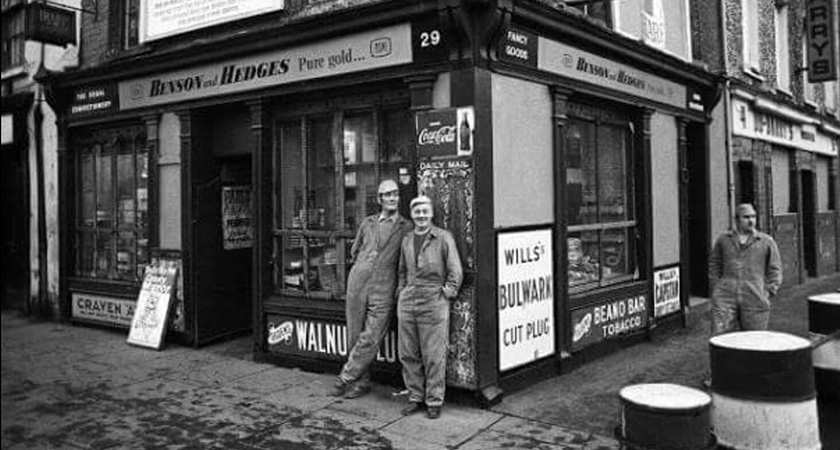 17 old photos of Belfast that paint a striking picture of the city