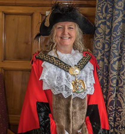 Lord Mayor of bradford, Councillor Joanne Dodds will host an offical civic receptions marking the 1916 centenary Photo: Bradford.gov.ukk
