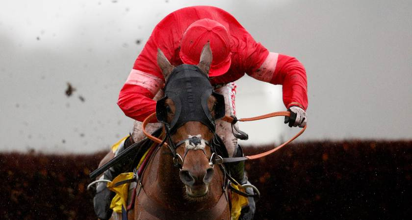 Silviniaco Conti is our main tip for the Grand National (Photo by Alan Crowhurst/Getty Images for Ascot Racecourse)