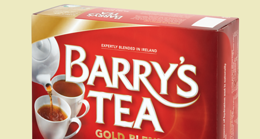 Barry's... Or Lyons? (Picture: Barry's Tea)