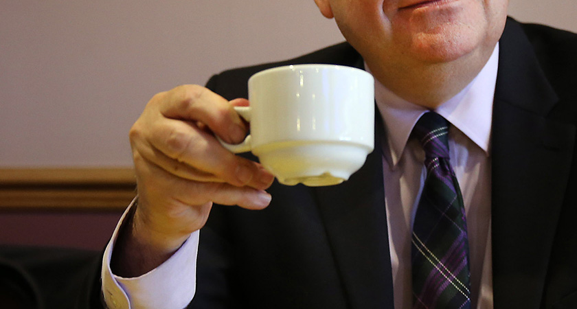 This is NOT a proper cup of tea. (Picture: Getty Images)