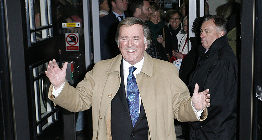 Irish broadcaster Terry Wogan was well known for his Eurovision commentary. (Picture: Getty Images)