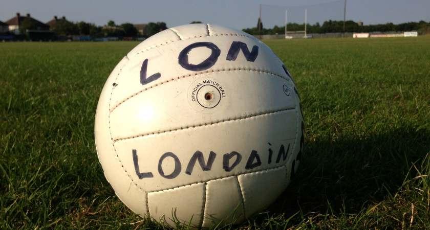 Ruislip Gaa Gaelic football generic London n