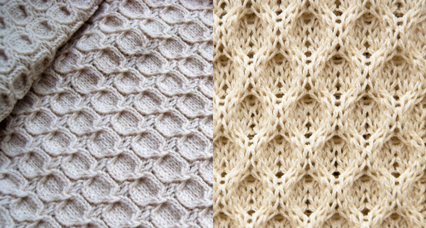 What does your Aran jumper say about you? Probably that you're cold… (Pictures: iStock)