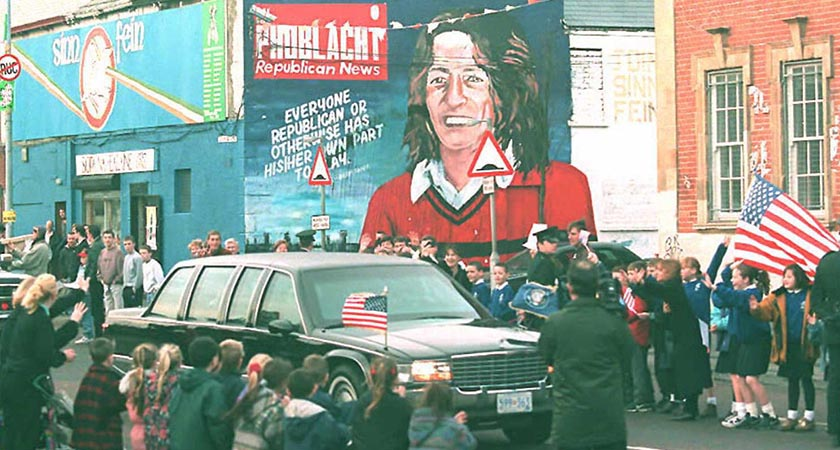 Remembering bobby sands 35 facts about the revolutionary for Bobby sands mural falls road