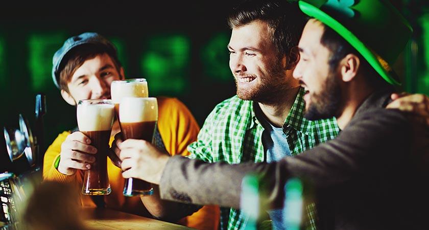Irishmen getting very upset over the term 'British Isles'