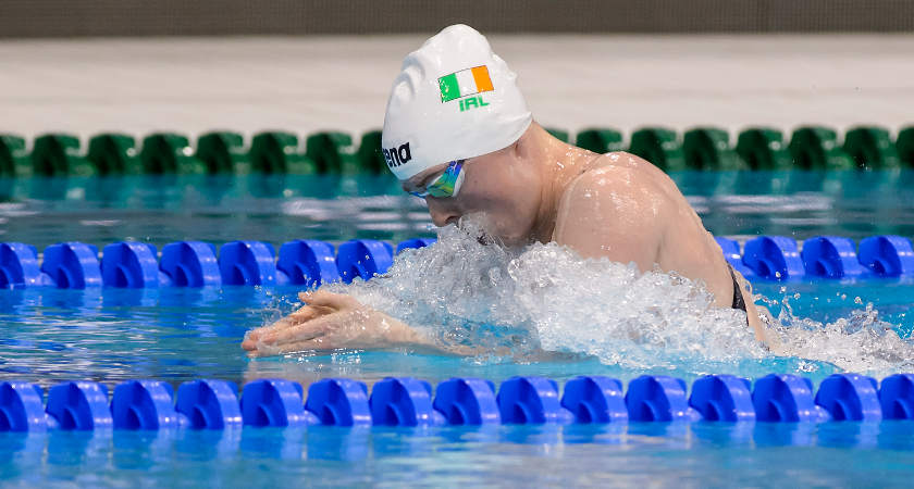 Swimming received over €300k more funding than tennis last year [Picture: Inpho]