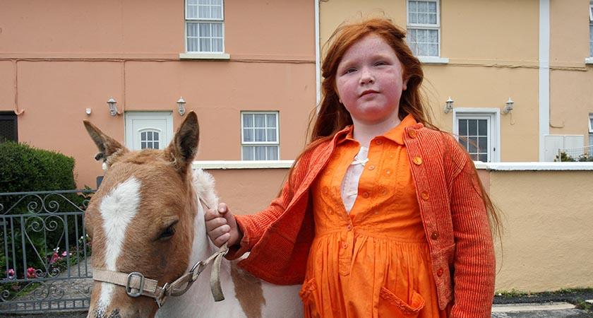 Fair's fair at Killorglin's Puck Fair. Picture: Photocall Ireland