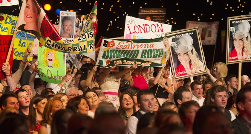 One of Ireland's biggest festivals —the Rose of Tralee. Picture: Photocall Ireland