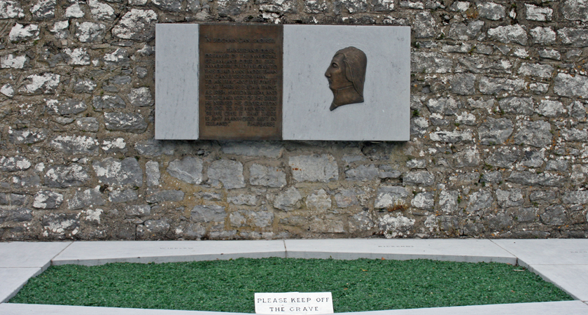 wolfe tone grave 840 450