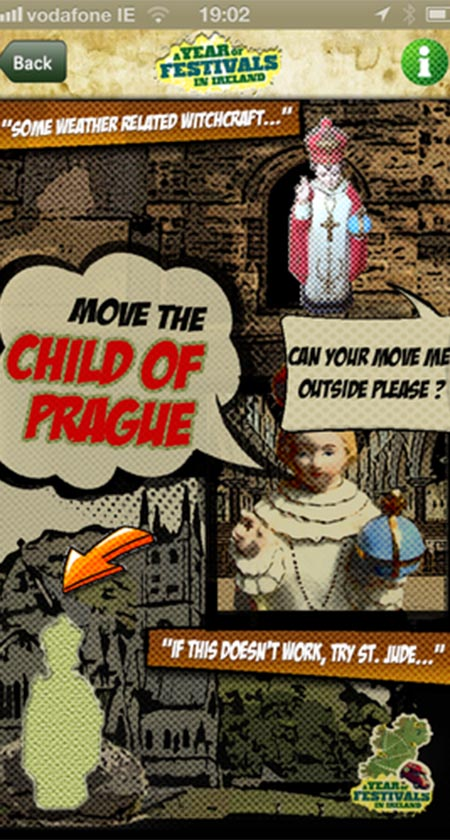 The Child of Prague app will see you right for your wedding day
