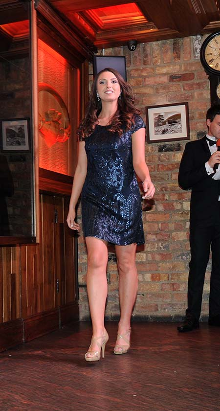 Catwalk style at the Claddagh Ring