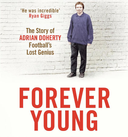 Forever Young, by Oliver Kay [Pic: Quercus]