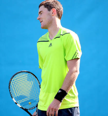 Sam Barry's frustrations lie with Tennis Ireland [©INPHO/Ryan Byrne]