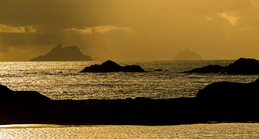 Skellig Michael, one of Ireland's three UNESCO Heritage Sites. Picture: Tourism Ireland