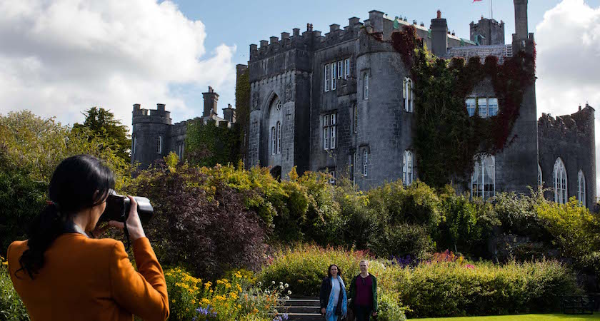 Birr Castle is an intriguing place