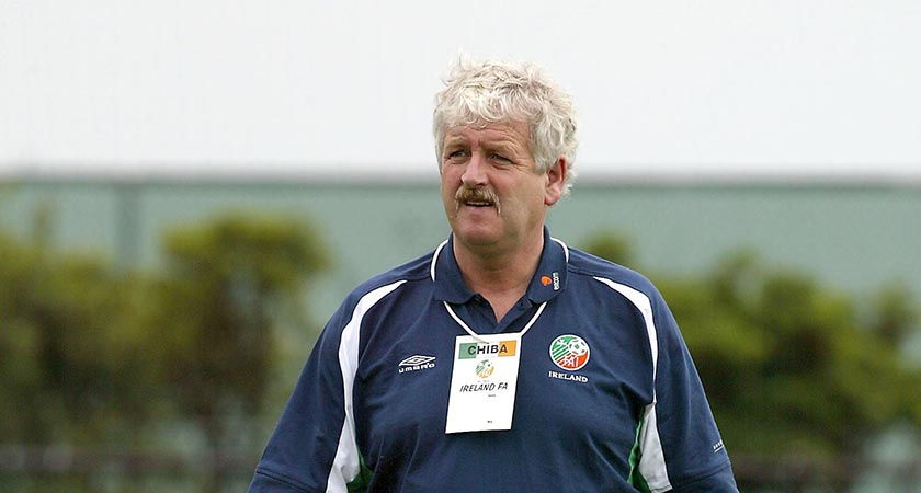 Milo Corcoran was president of the FAI during the infamous Saipan scandal (Photo ©INPHO/Andrew Paton)