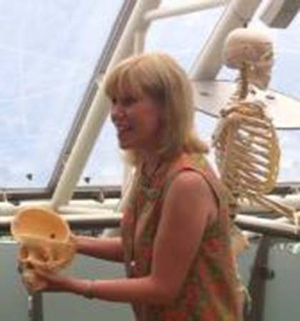 Dr Julia Beaumont started the study in 2012. (Source: University of Bradford.)