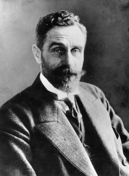circa 1900: Irish patriot and British consular official Sir Roger David Casement (1864 - 1916). Following the Easter Rising he was tried by the British and executed for high treason. (Photo by Central Press/Getty Images)