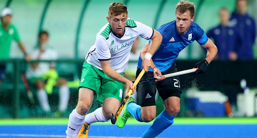 Ireland's Shane O'Donoghue in action at Rio Olympics 2016 (Photo ©INPHO/James Crombie)
